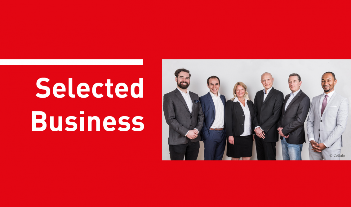 Selected Business Collabri